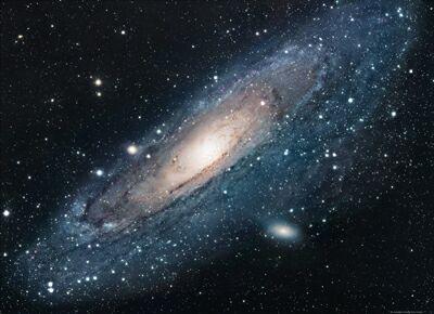 Svelato il mistero di Andromeda