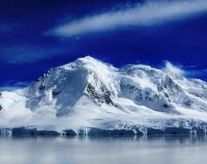 Anomalia ghiacci Polo Sud
