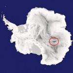 Anomalie in Antartico