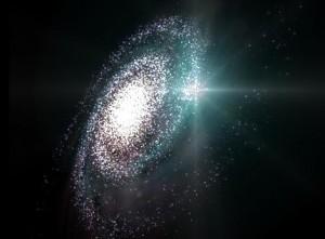 Misteriosa Galassia