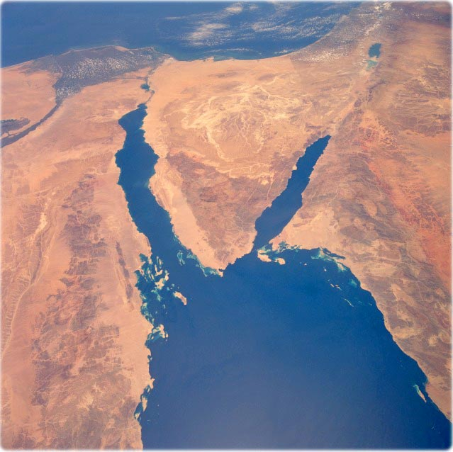 Il vero Sinai della Bibbia