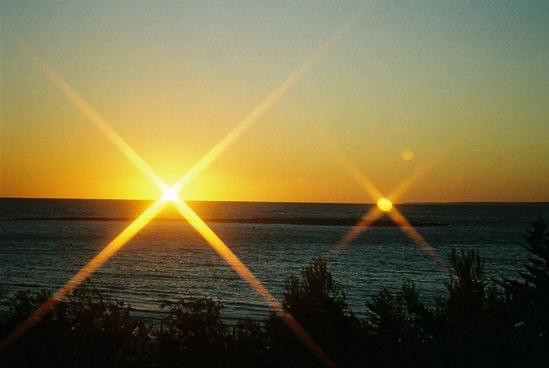 Doppio sole sulla Terra
