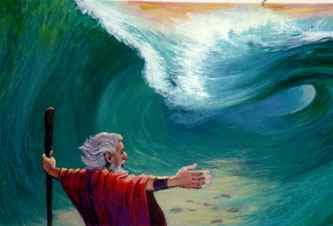 Trovato il passaggio del Mar Rosso