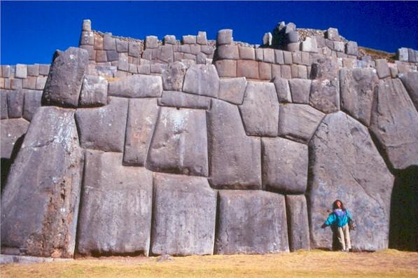 I megaliti di Cusco
