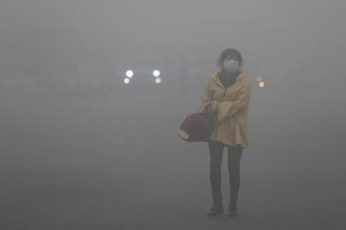 Harbin (Cina): chiusa per smog