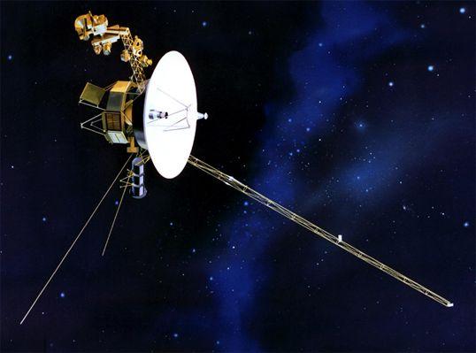 News: Voyager 1