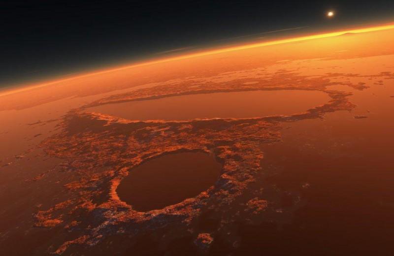 Vita su Marte?