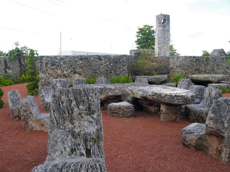 Il mistero di Coral Castle