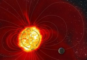 Il sole sta invertendo il suo campo magnetico