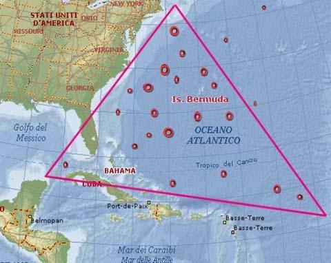 Stargates nel Triangolo delle Bermuda?