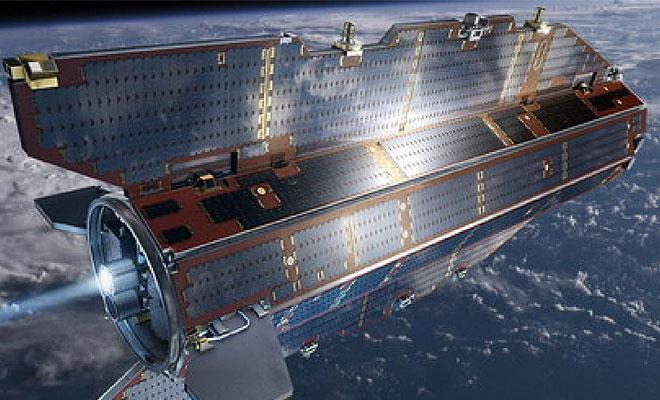 Satellite Goce: non si ecludono i rischi per l'Italia
