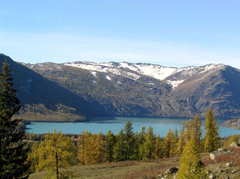 Il Mostro del Lago Kanas
