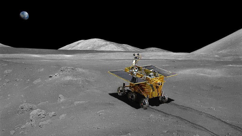 La Cina invia un rover sulla luna