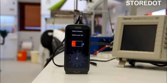 30 secondi per caricare il tuo smartphone