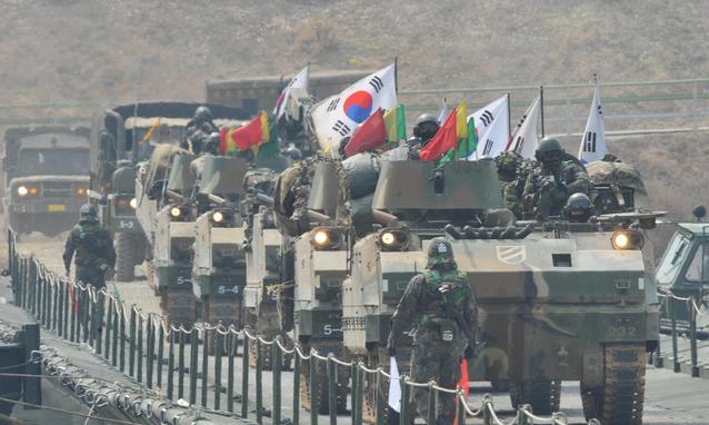 Guerra in Corea del Nord