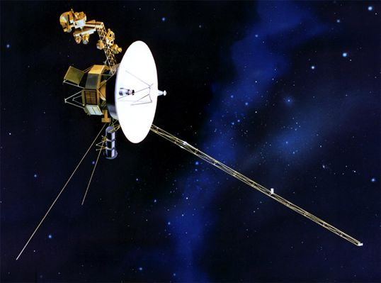 News: Voyager 1